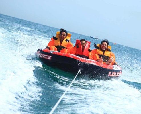 7 Iran Day ski/swim combo tour