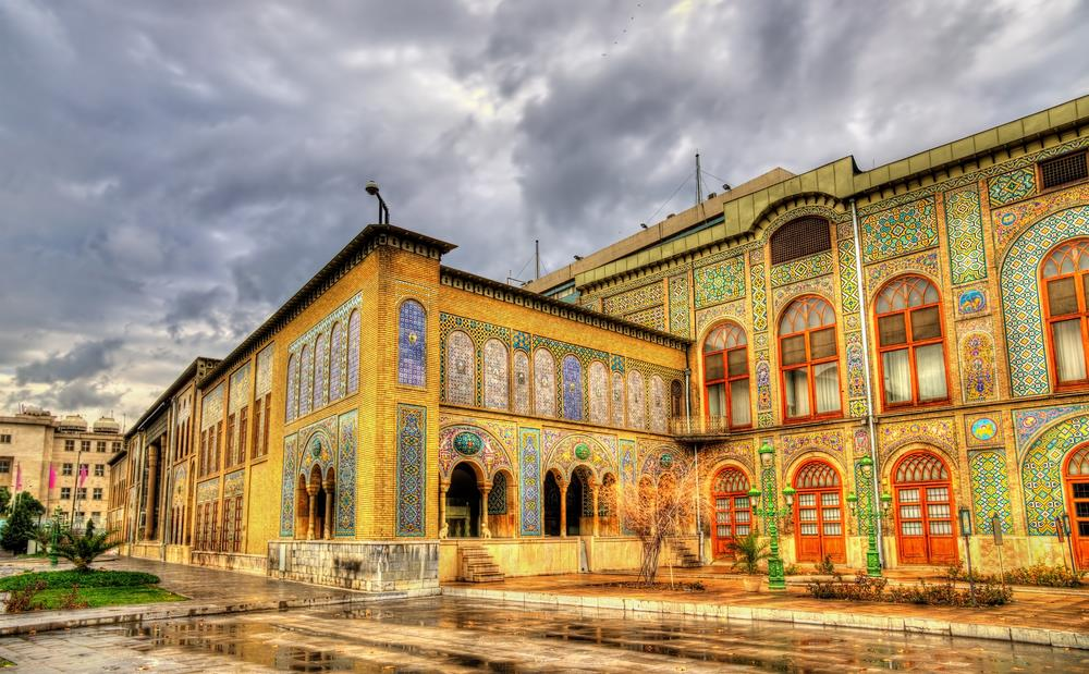 The Lavish Golestan Palace Surfiran