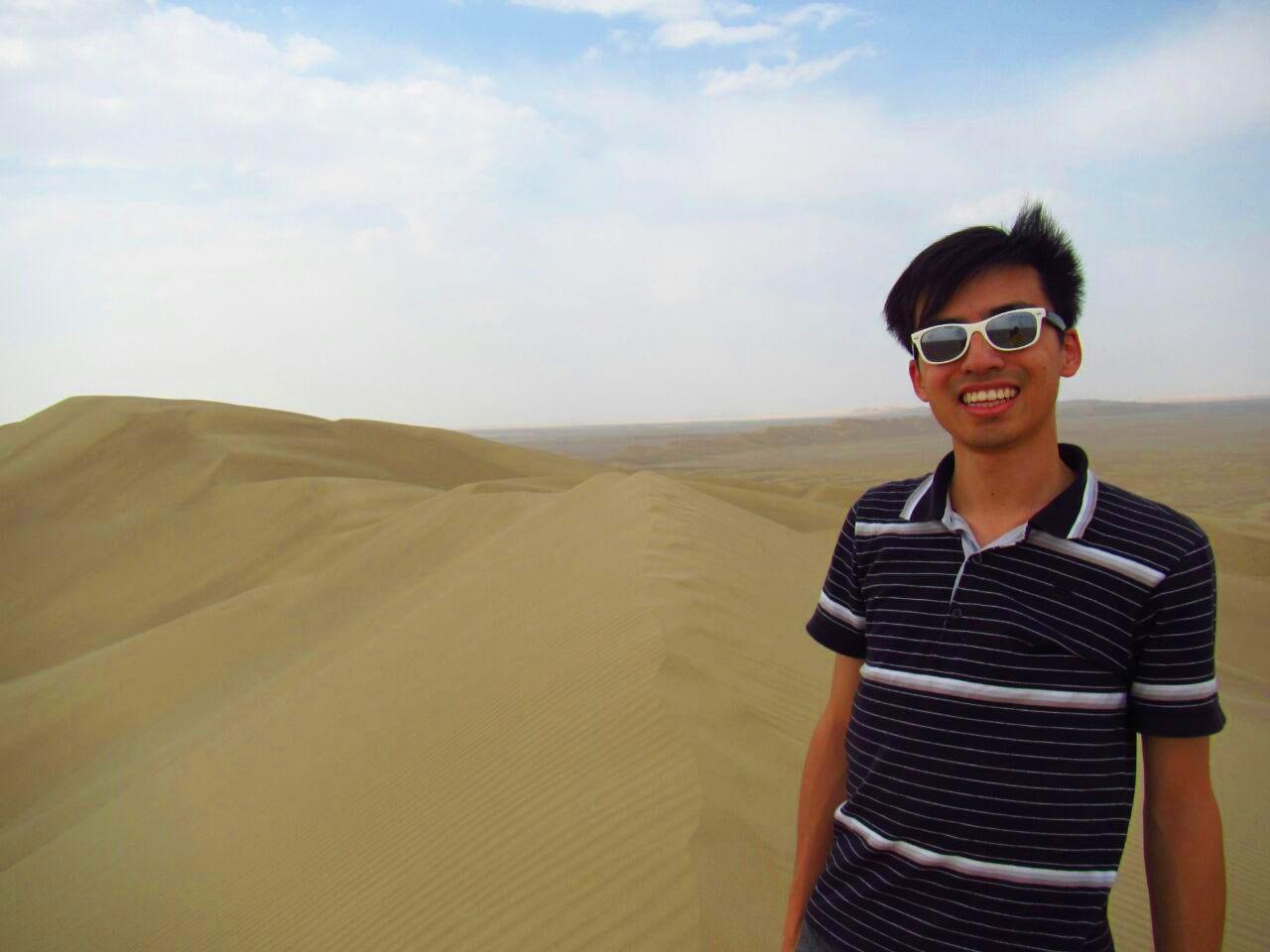 Iran Desert Tour in Varzaneh, Isfahan
