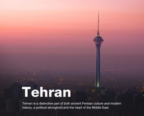 Milad Tower Tehran