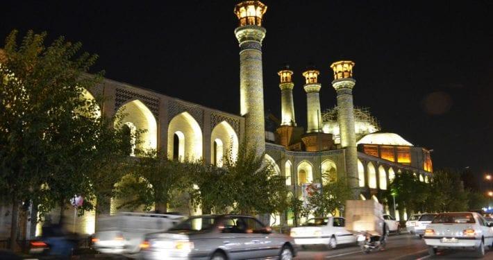 Motahhari Mosque