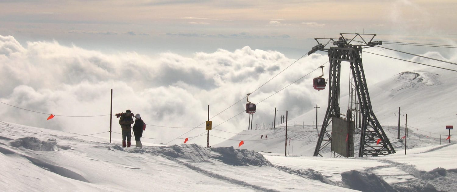 Single day ski/snowboard tour at Tochal