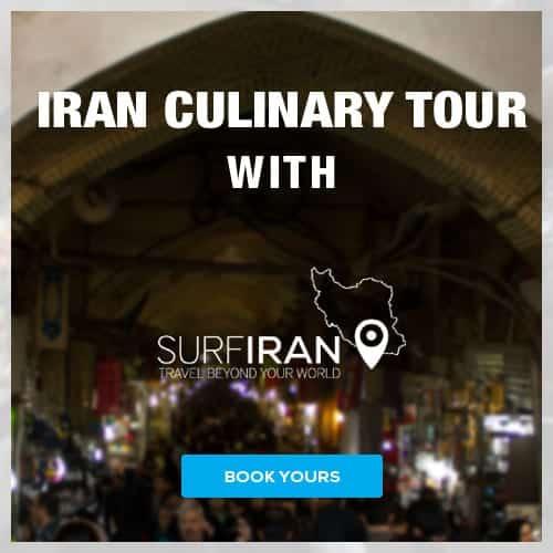 Iran culinary tour