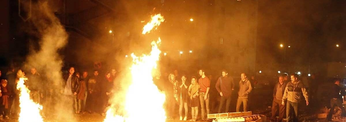Chaharshanbe Suri in Iran – Ancient Persian Festival of fire