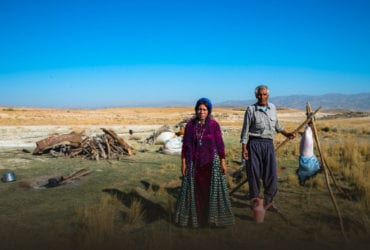 Iran Nomad Tour - Living with the Qashqai Tribes
