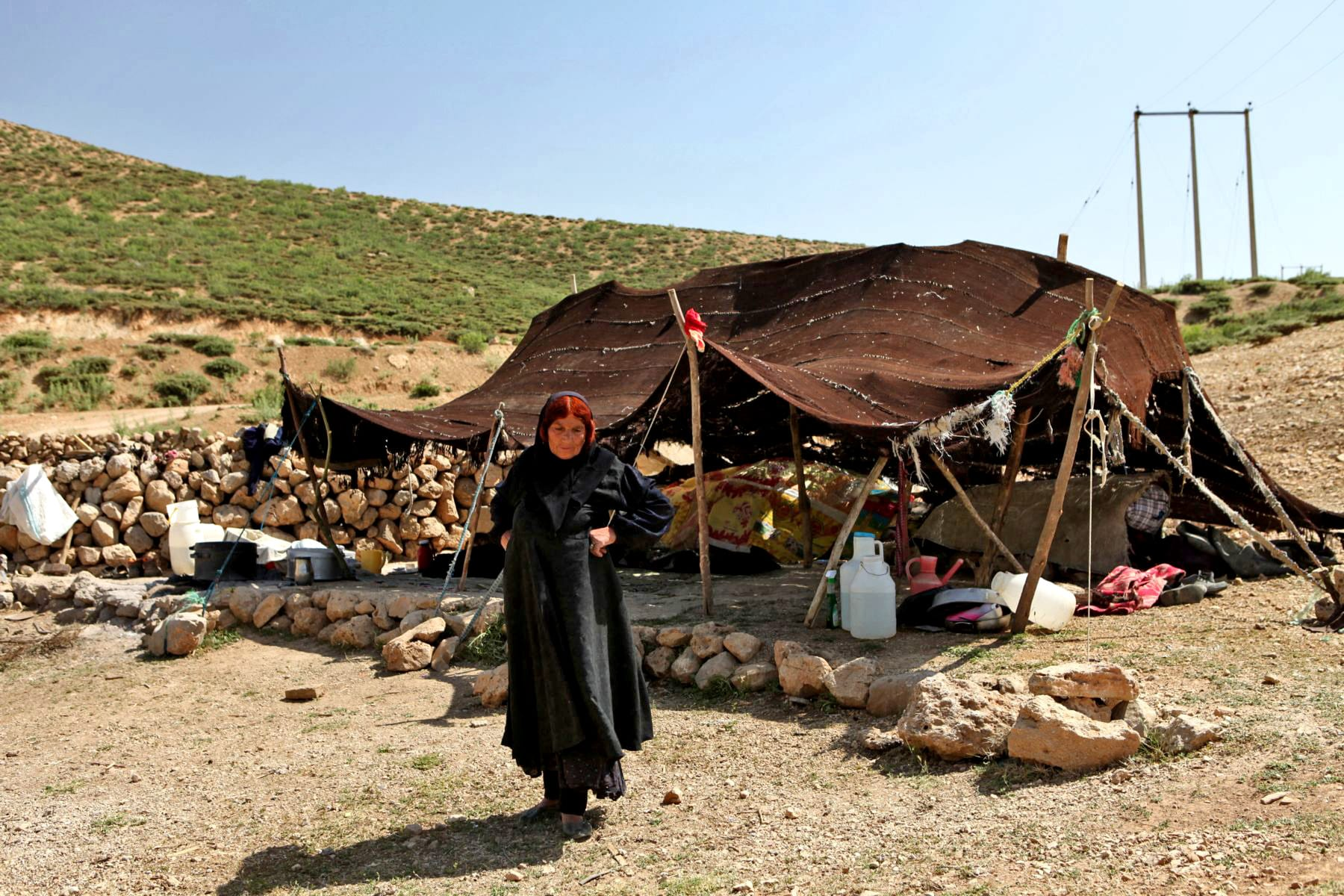 Iran Nomads Tour - Living with the Qashqai Tribes - SURFIRAN