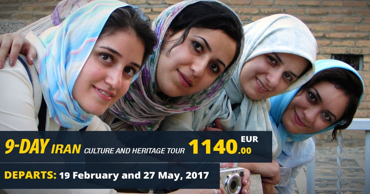 Iran Fixed Departure Tour