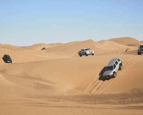 Desert Adventure and Cultural Tour in Iran