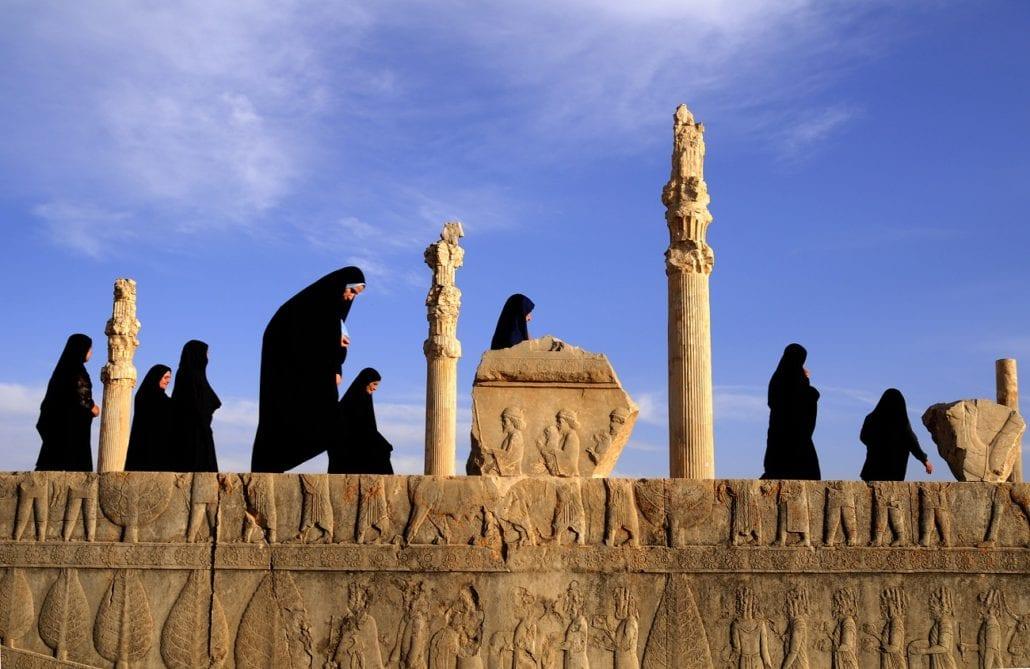 Iran fixed departure tour