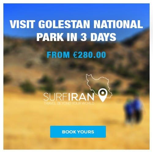 Visit Golestan National Park in 3 Days