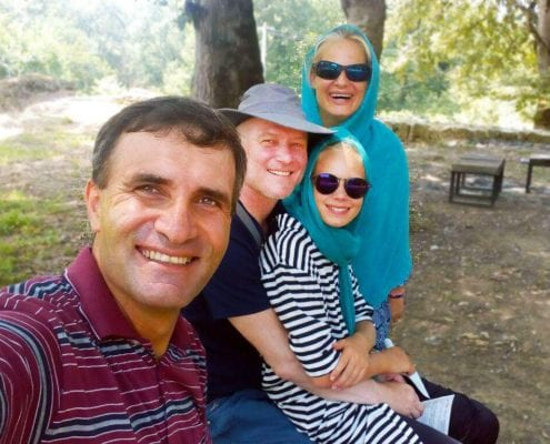 Hor Mansouri - Eco tour guide - SURFIRAN Travel and Tours