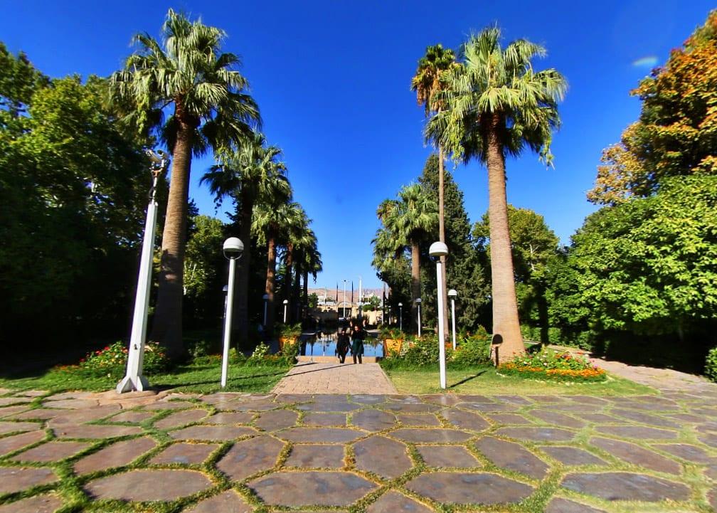 Afif Abad Garden Shiraz Surfiran