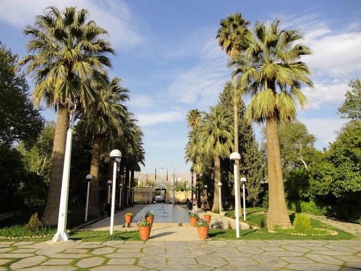 Afif-Abad Garden, Shiraz