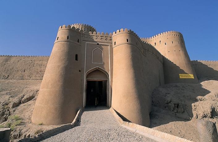 Arg EBam,Kerman,Iran