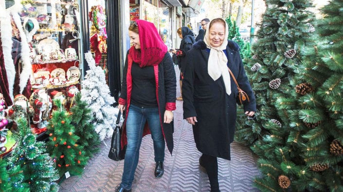 Christmas in Iran How Iran Celebrate Christmas Eve