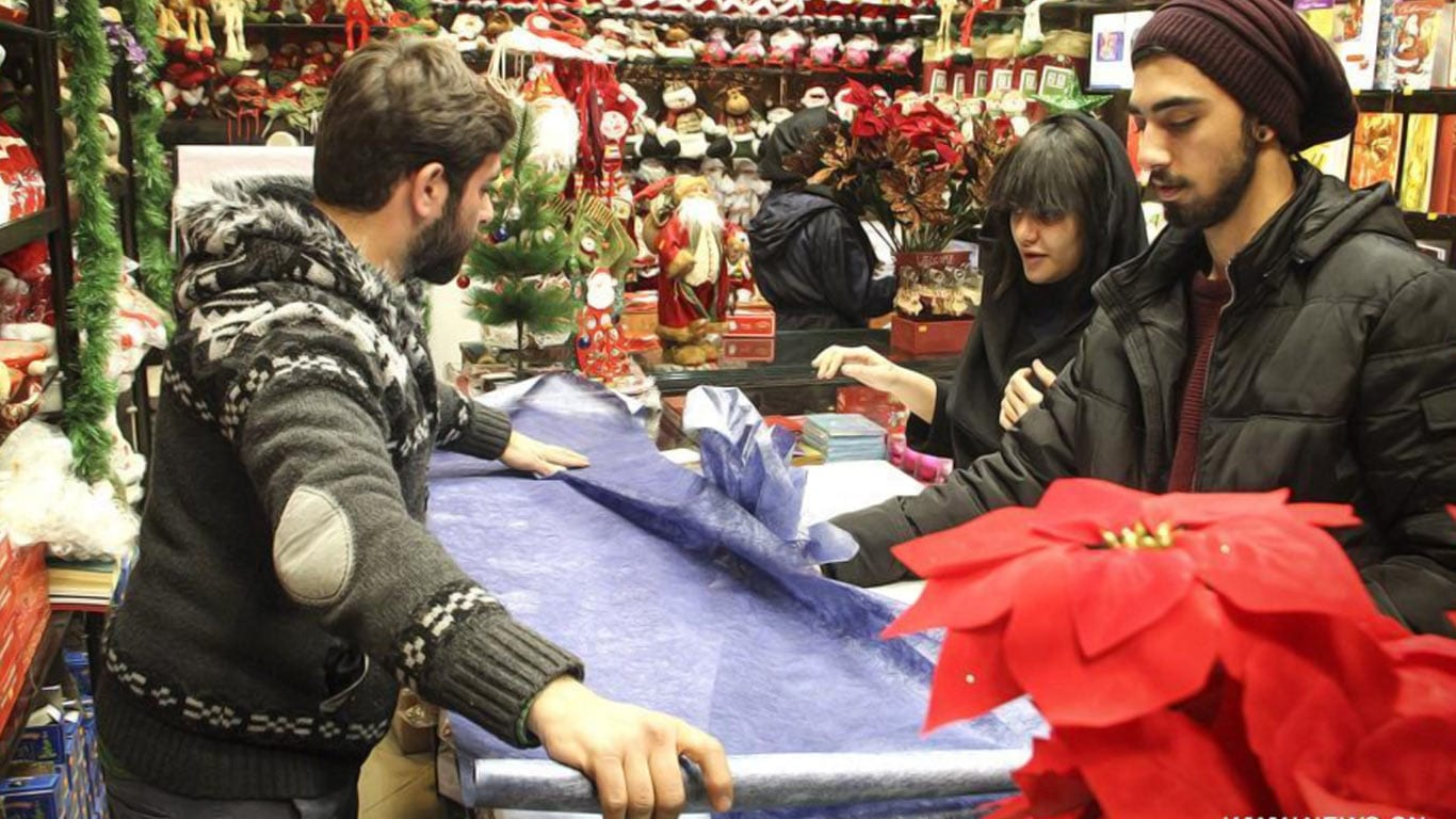 Christmas in Iran: How Iranian Celebrate Christmas Eve - SURFIRAN