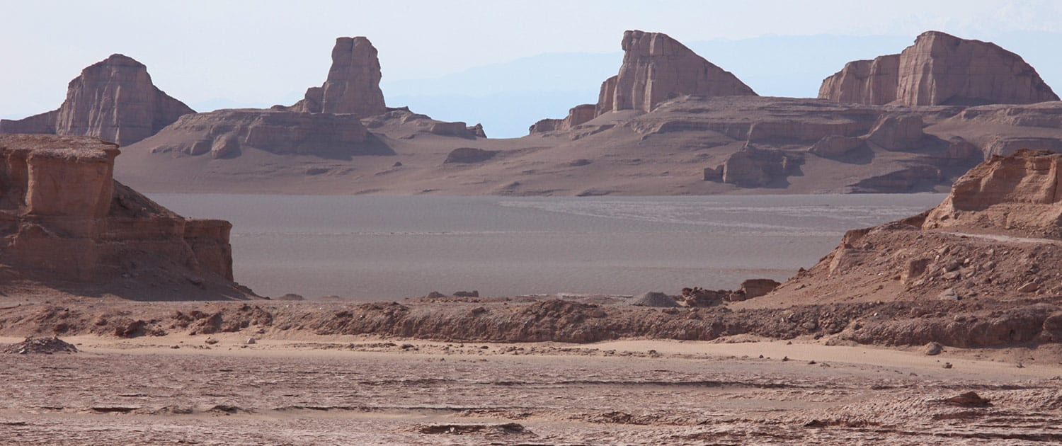 Lut Desert Tour – An Extraordinary Expedition Through The Earth Hottest Place