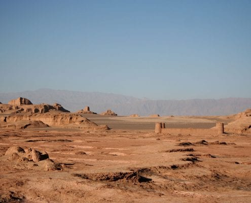 Lut Desert Tour, Iran
