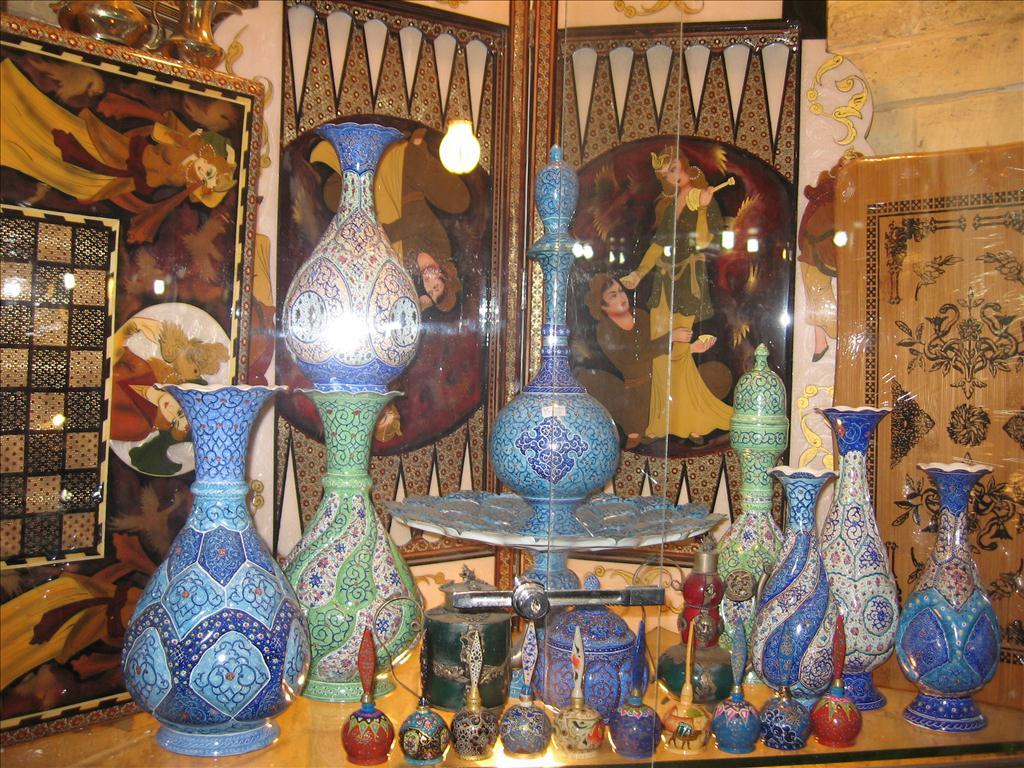 Bazar E Vakil Vakil Bazaar Shiraz Surfiran