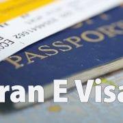Iran E Visa (Iran electronic visa)