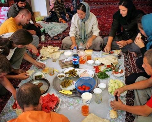 FoodSafariIran Iran'sFoodGuide