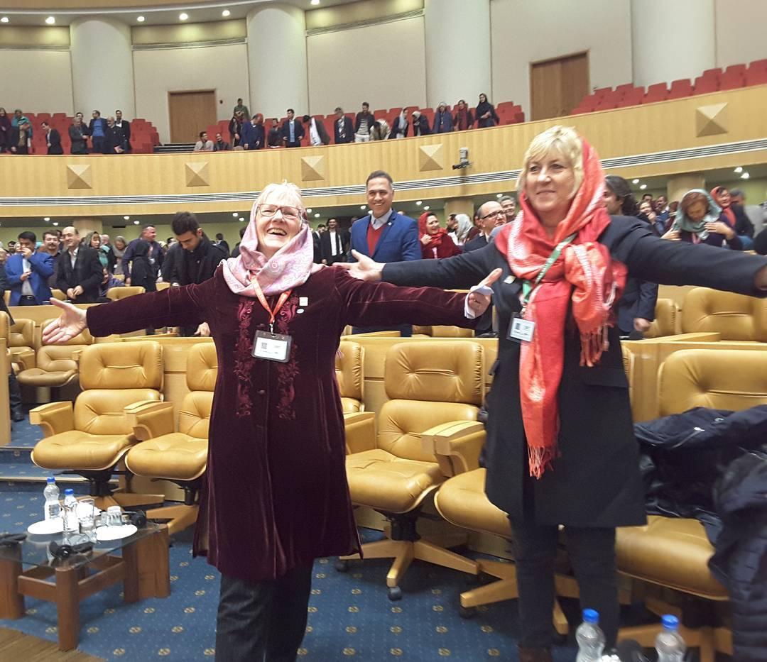 WFTGA Convention 2017. Tehran, Iran