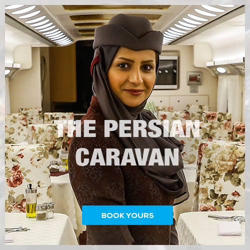 ThePersianCaravan–DiscoverIranbyPrivateTrain()