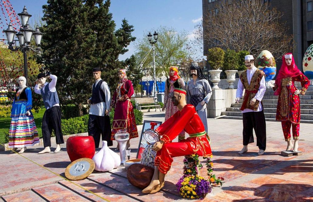 Nowruz 2017 in Iran