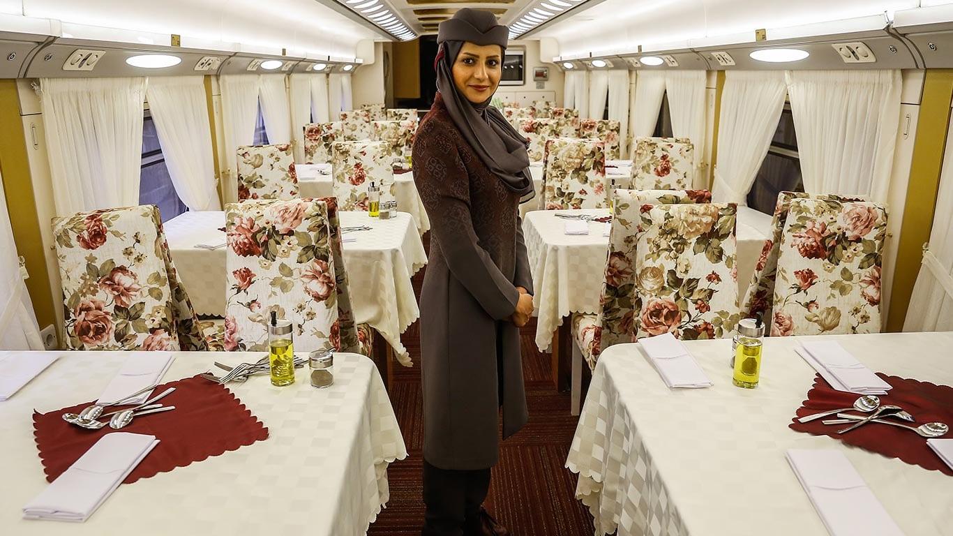 The Persian Caravan – Discover Iran by Private Train