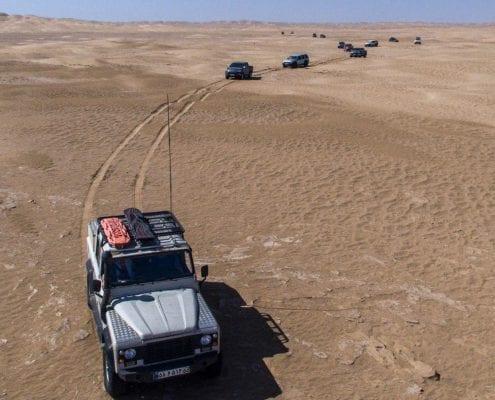 Iran Desert Safari Breathtaking Photos of Lut Desert