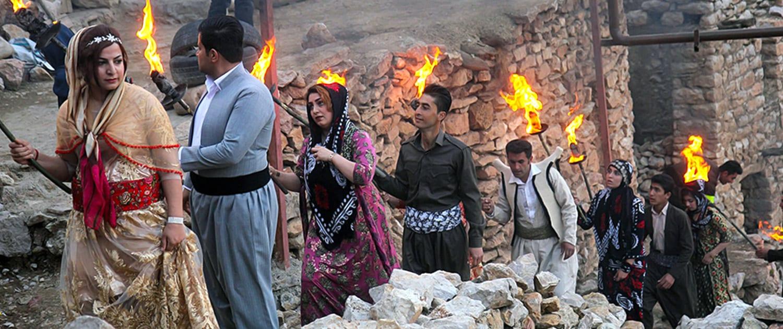 NowruzRitualsintheIranian KurdishvillageofPalangan SURFIRAN