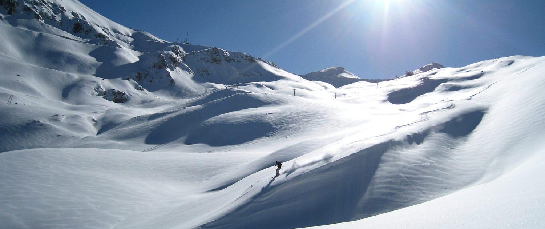 Skiing In Iran - Iran Ski Touring - Iran Ski Tours
