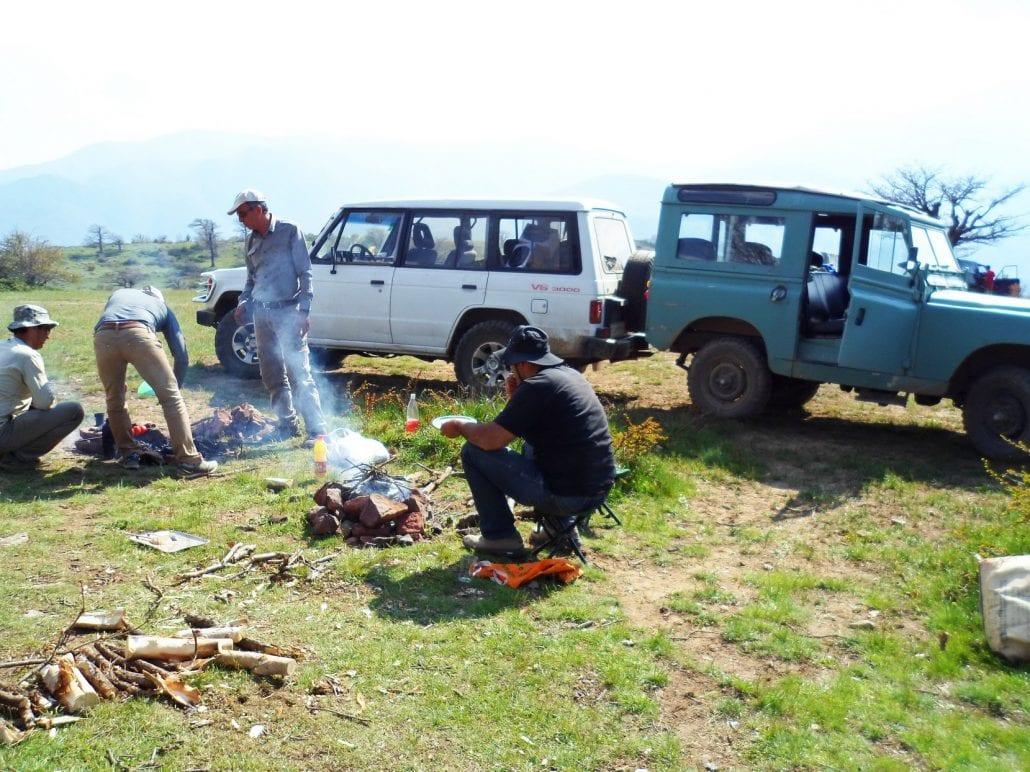TravelToTheIran'sJangal eAbr(JungleofClouds)
