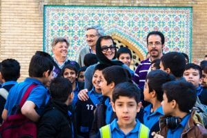 Why is travelling to Iran so expensive How to travel Iran on a budget