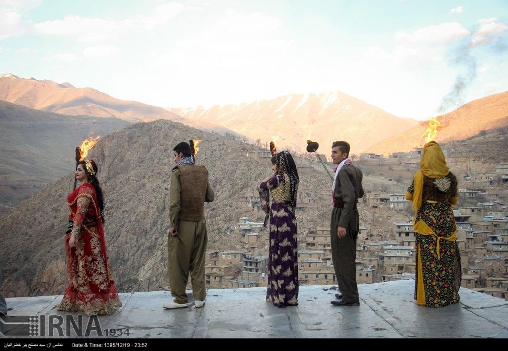 NowruzRitualsintheIranian KurdishvillageofPalangan