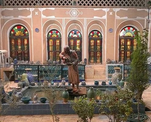Fazeli Hotel, Yazd