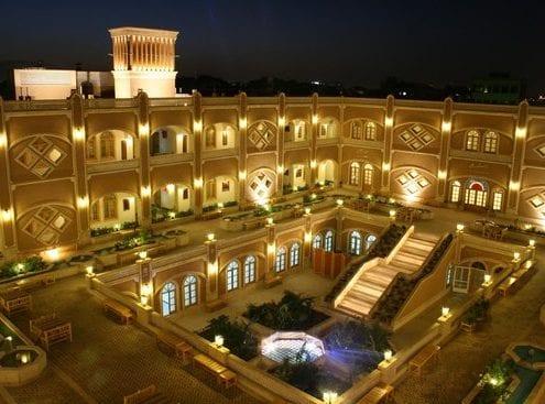 Dad Hotel, Yazd