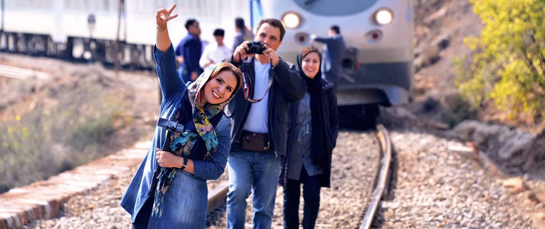 IranRailTour Irantraintours CrossingTheMountainsOfAlborzOnAPrivateTrain