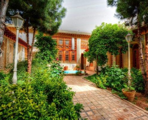 Forough Hotel, Shiraz