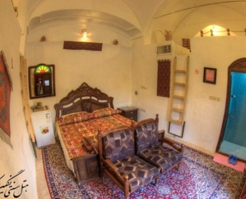 Negin Hotel, Kashan