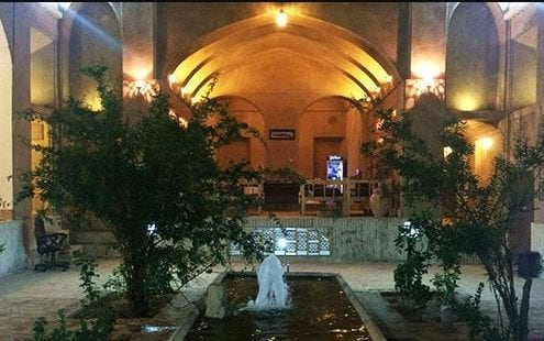 Shaarbaf Boutique Hotel, Yazd