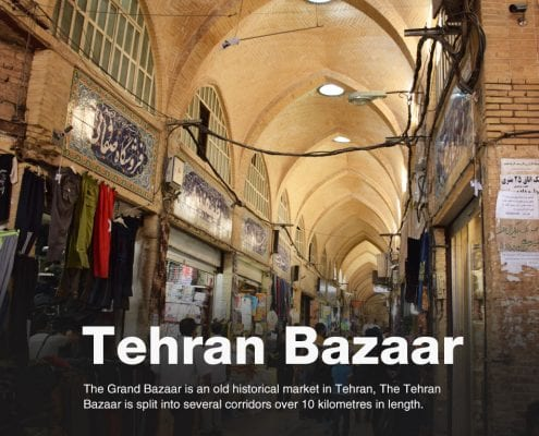 Tehran Bazzar