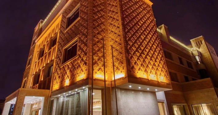 Zandiyeh Hotel, Shiraz