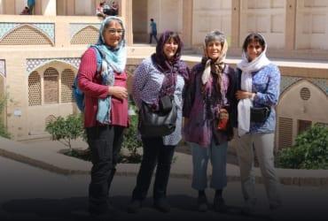 Iran 9-Day Tour - Iran Women Only Tour