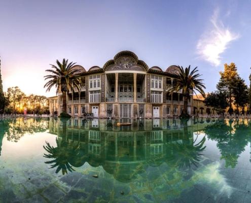 Baghe E Eram Shiraz Iran