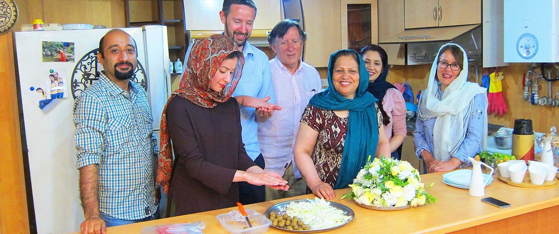 Iranhomestay ShirazHospitalityTour IranFoodTour