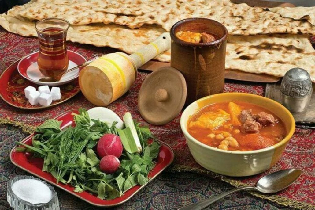 Abgoosht the Recommended Persian Meal