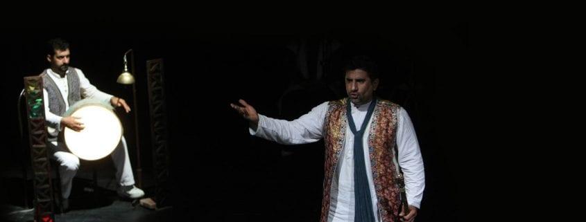 Naqqāli, Iranian dramatic story-telling