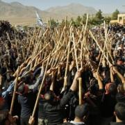 Qalischuyan (Carpet Washing) Rituals In Mashhad Ardehal, Kashan
