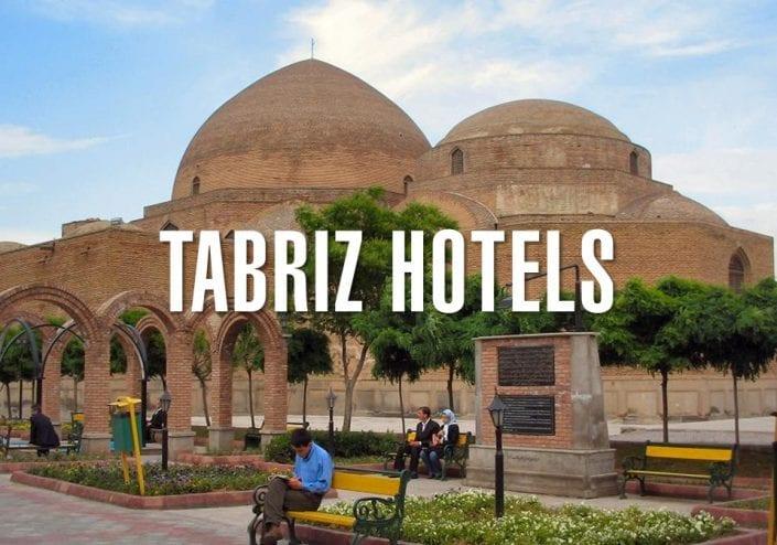 TABRIZ HOTELS